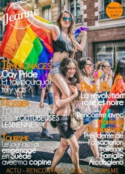 Jeanne Magazine n°29 (juin 2016)