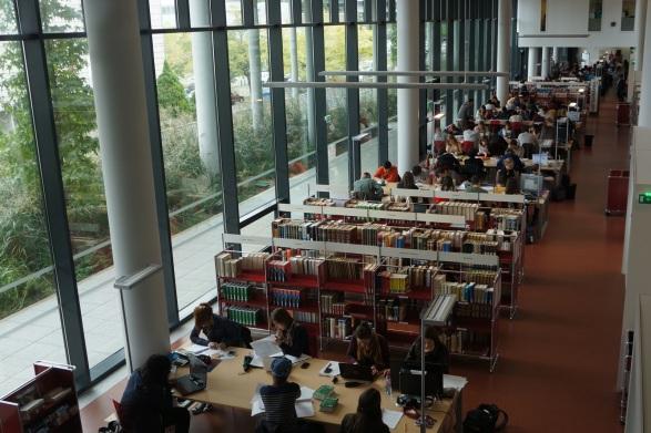 CRL_-_Université_Toulouse_Le_Mirail_-_2013 crédit Wikimedia Commons