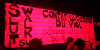 L'After party au TU