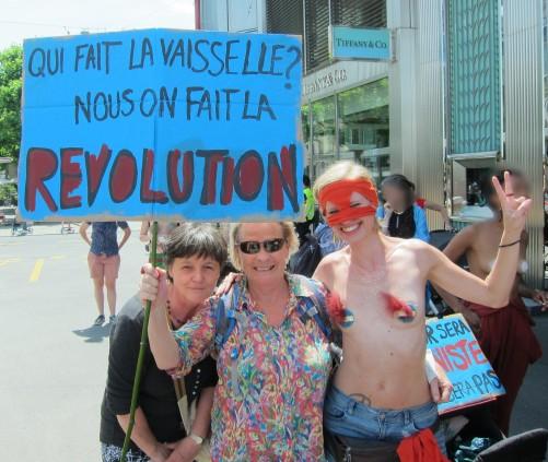 Slutwalk Genève 2018