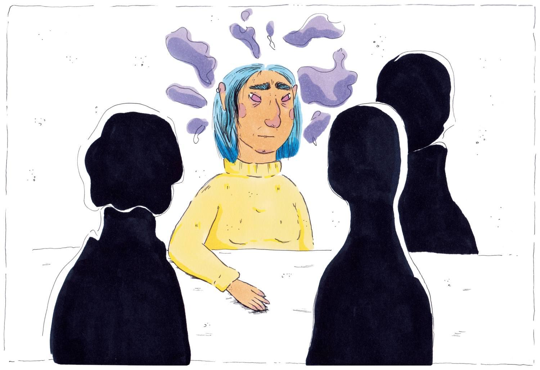 Psychophobie et santé mentale : à l'intersection de plusieurs oppressions