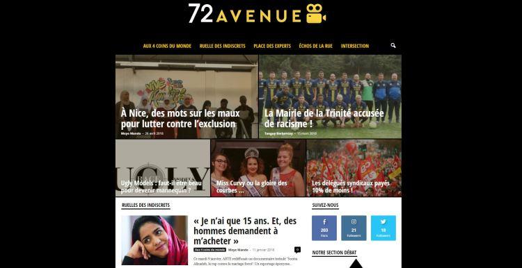 72 avenue